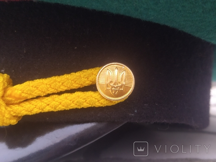 Фуражка пограничник Украина, фото №5