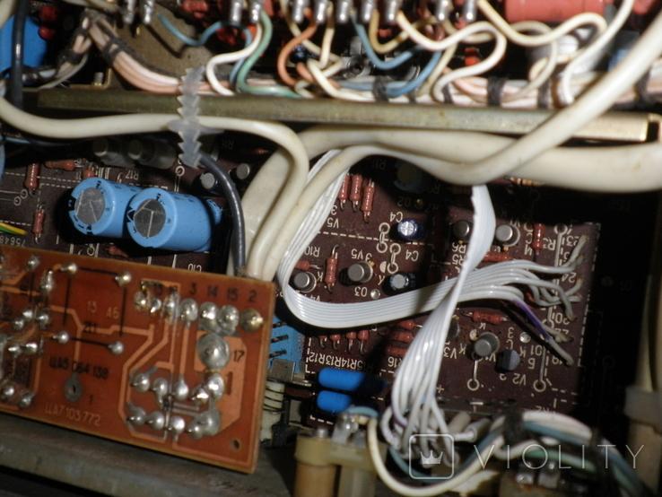 Усилитель Кумир (001) 35У 202, профилактика, фото №8