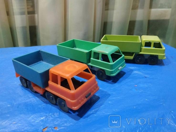 Три грузовика СССР, фото №5