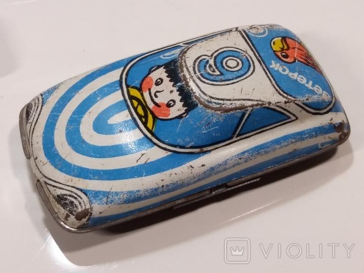 Металлические машинки СССР, фото №3