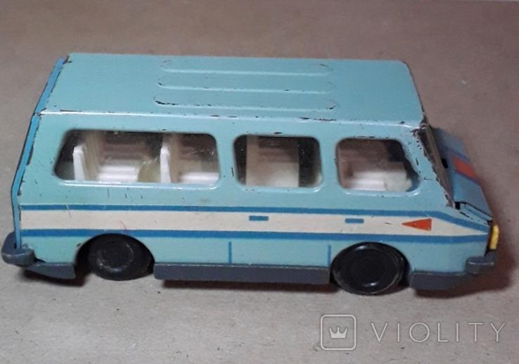 Машинка из СССР Автобус Киевский завод, фото №7