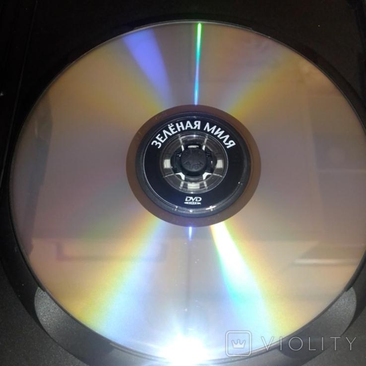 DVD диск с двумя фильмами, фото №7