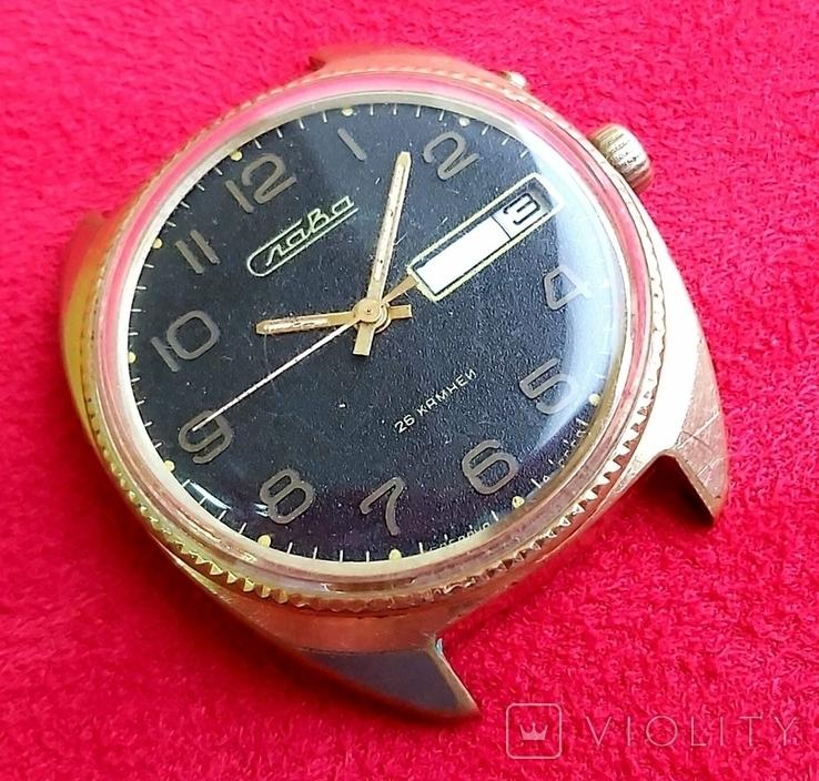 Часы Слава АУ. Рабочие (1), фото №3