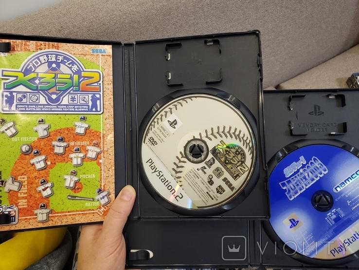 Baseball (PS2, NTSC-J), фото №4
