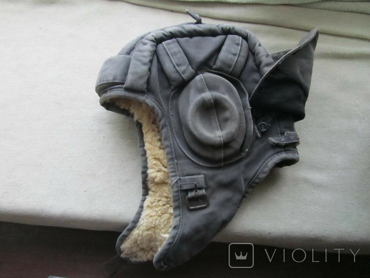 Шлем танкиста зимний, фото №2