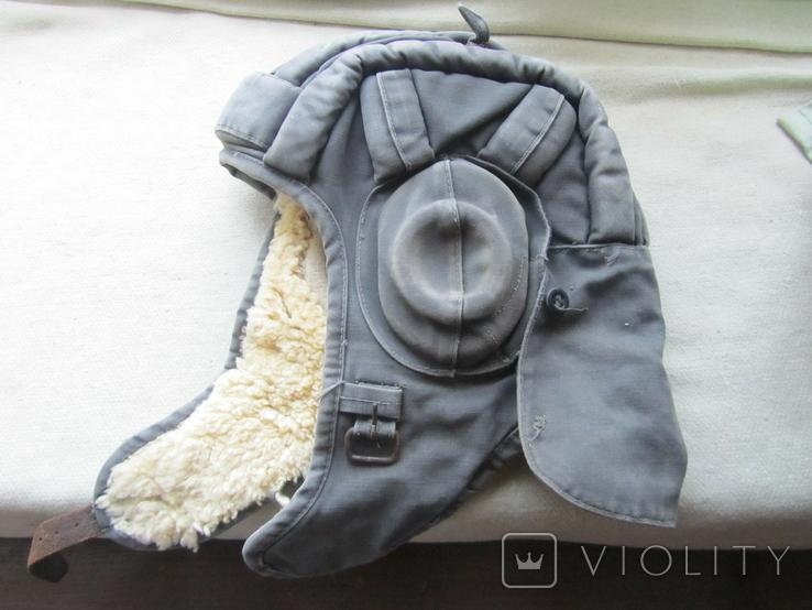 Шлем танкиста зимний, фото №3
