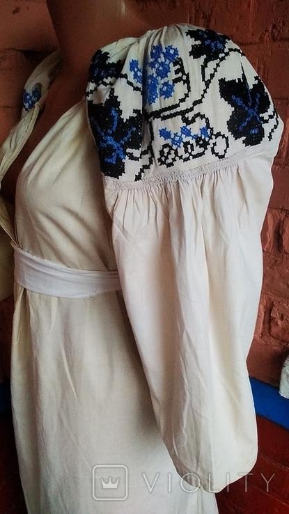 Старинная  вышиванка, фото №4