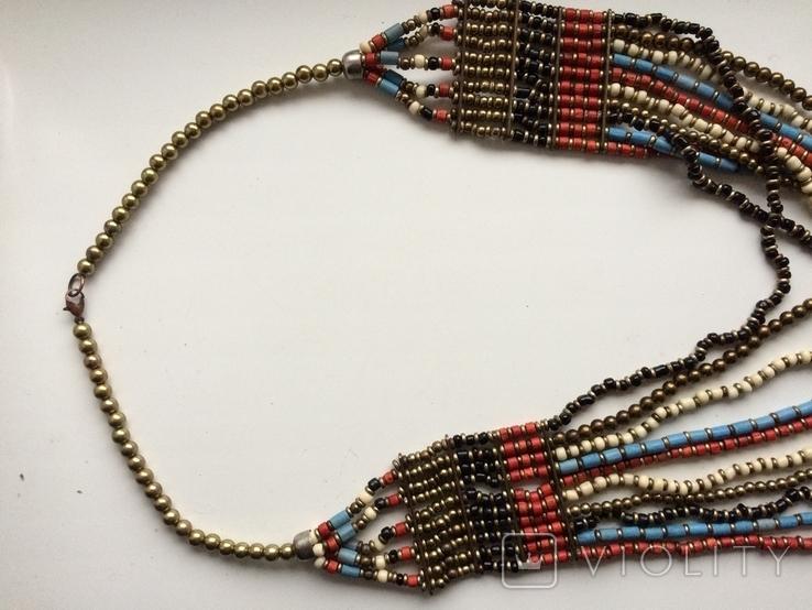 Ожерелье, фото №5
