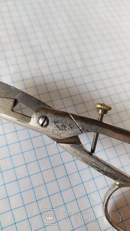 Ножницы Solingen Данциг, фото №5