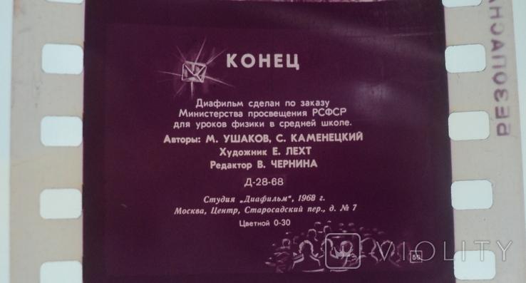 Диафильм кристаллы (физика), фото №3