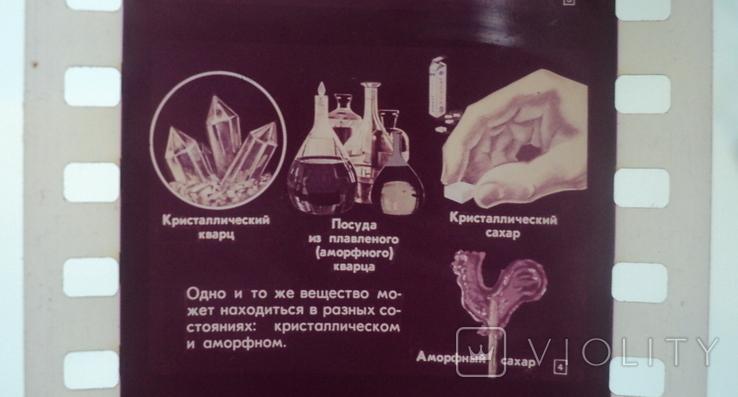 Диафильм кристаллы (физика), фото №8