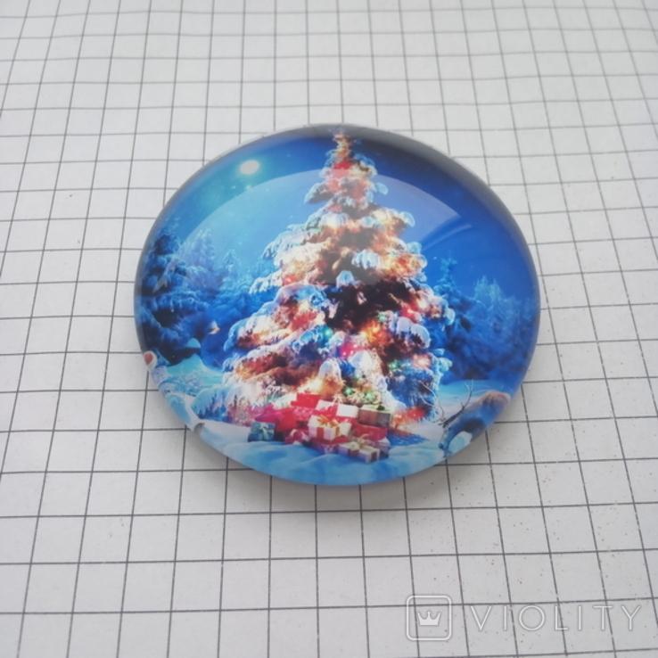 """Магнит """"Новогодний"""".(новый), фото №2"""