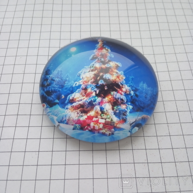 """Магнит """"Новогодний"""".(новый), фото №8"""