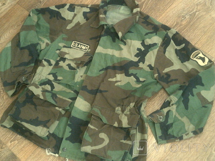 Куртка камуфляжная, фото №2
