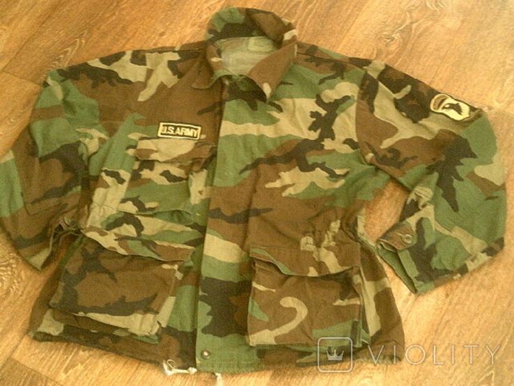 Куртка камуфляжная, фото №4