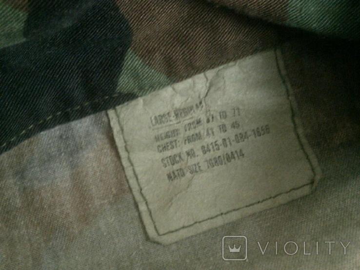Куртка камуфляжная, фото №5