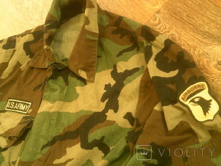 Куртка камуфляжная, фото №8