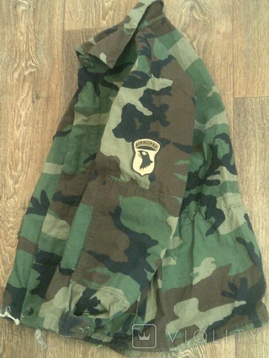 Куртка камуфляжная, фото №10