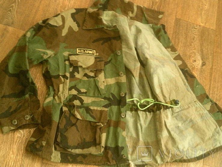 Куртка камуфляжная, фото №13