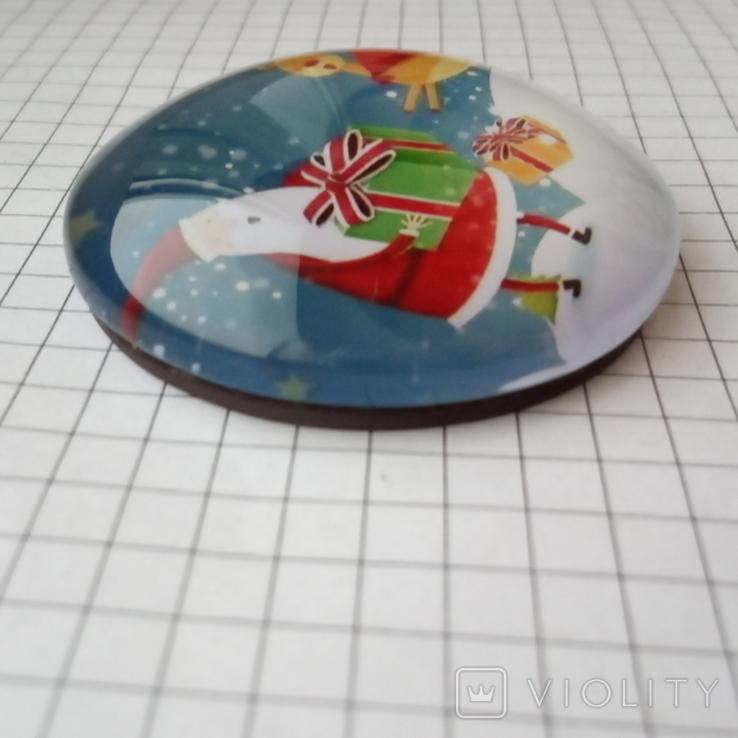 """Магнит """"Новогодний-3"""".(новый), фото №6"""