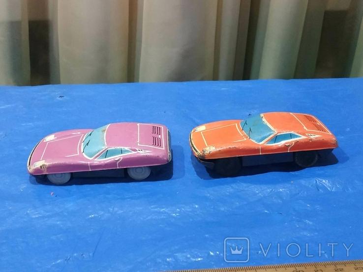 Машинки СССР 2 шт., фото №3