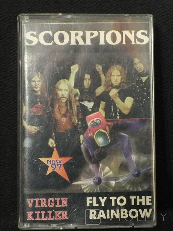 """Подборка аудиокассет с группой """"Scorpions"""", фото №3"""