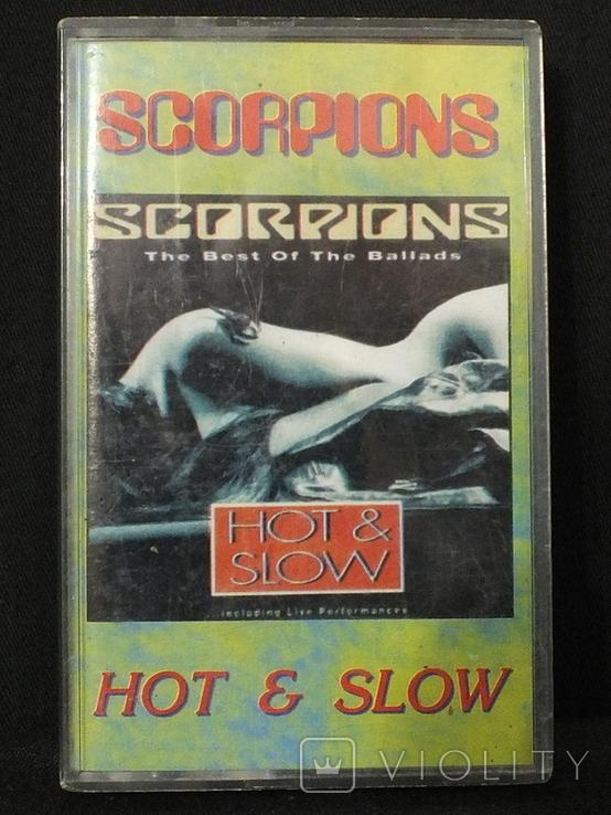"""Подборка аудиокассет с группой """"Scorpions"""", фото №4"""