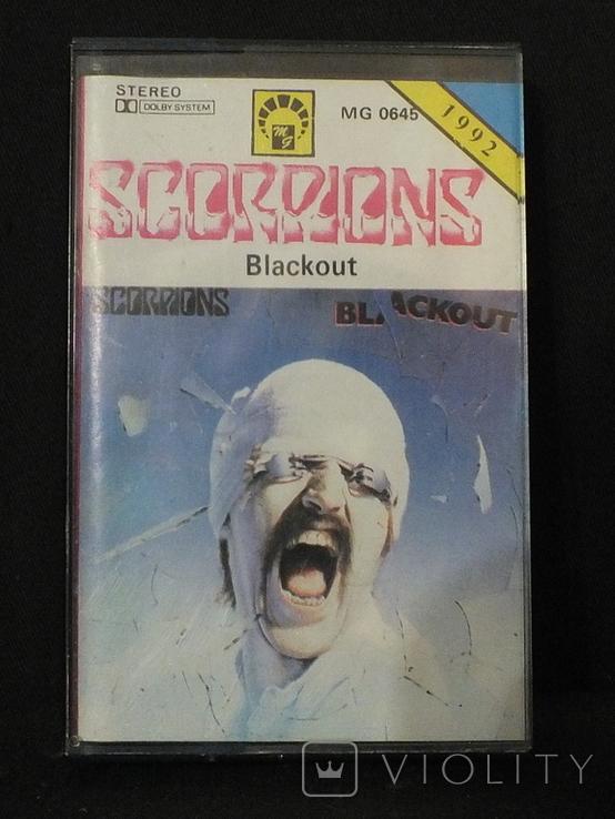 """Подборка аудиокассет с группой """"Scorpions"""", фото №5"""