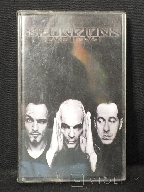 """Подборка аудиокассет с группой """"Scorpions"""", фото №6"""