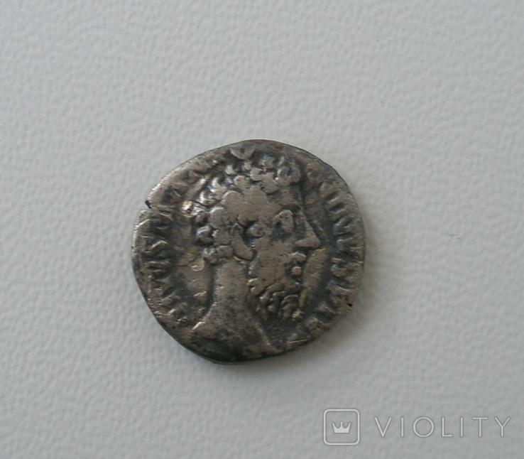 Денарий Аврелия ( посмертный ), фото №3