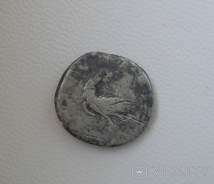 Денарий Аврелия ( посмертный ), фото №4