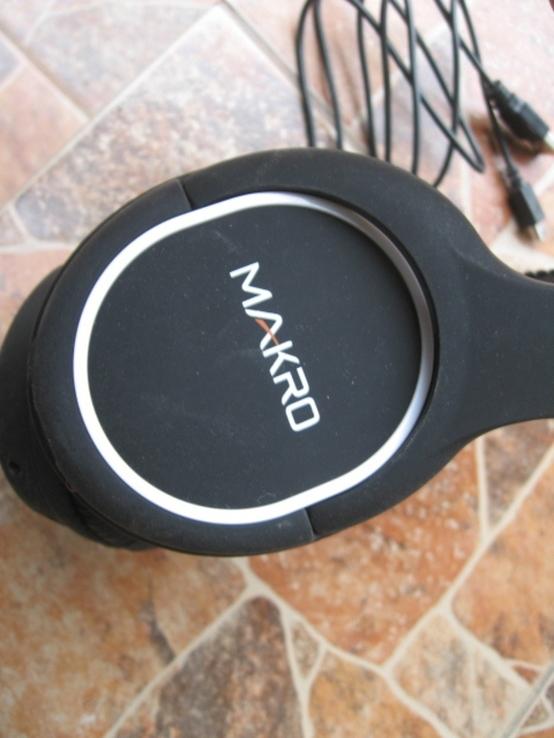 Беспроводные наушники Makro +бонус, фото №5