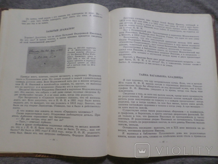 Расказы литератураведа, фото №12