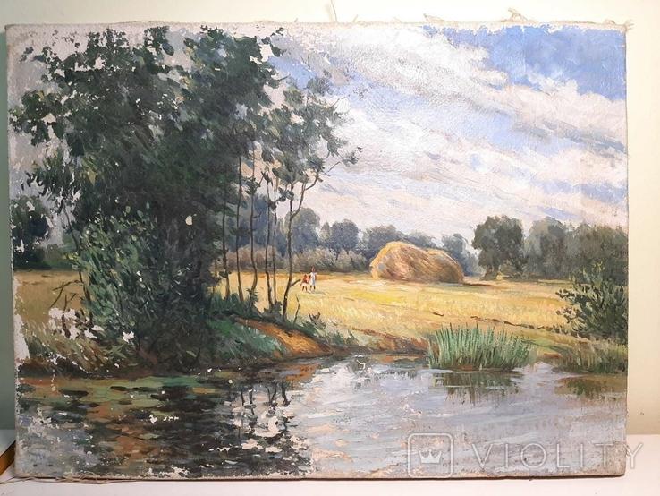 Возле реки., фото №2