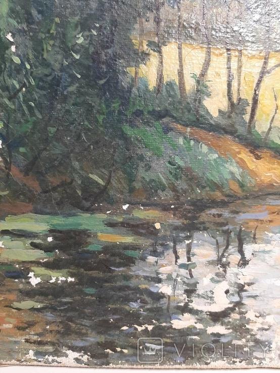 Возле реки., фото №4
