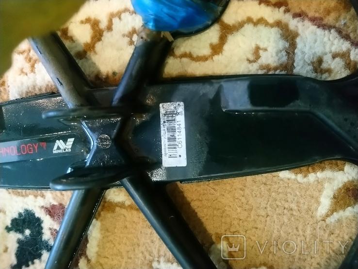 Металошукач e-Trac з катушкою coiltek 15 та пінпоінтером марс, фото №10