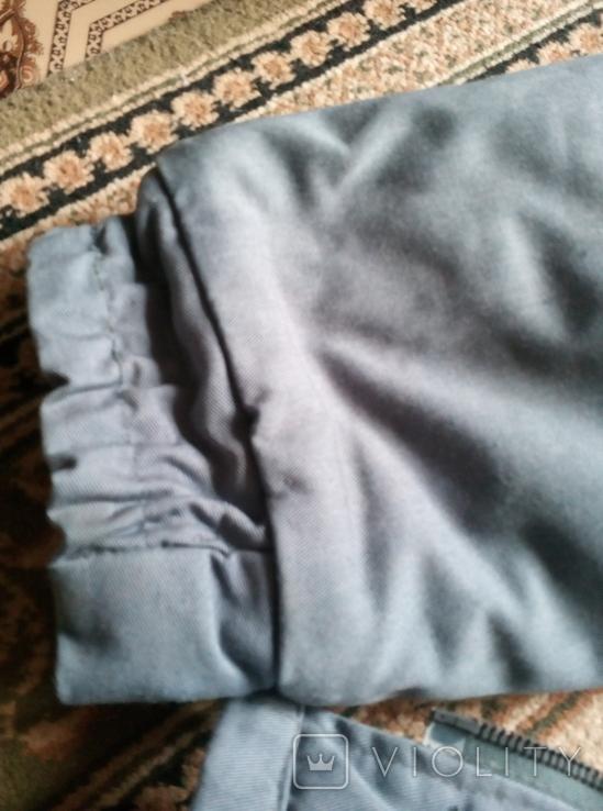 Рабочий бушлат и теплые штаны., фото №5
