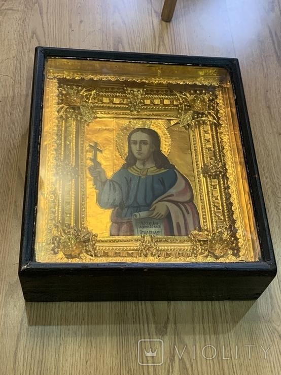 Икона / ікона Св. мучениця Параскева, фото №3