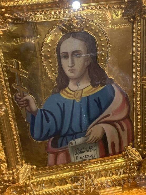 Икона / ікона Св. мучениця Параскева, фото №4