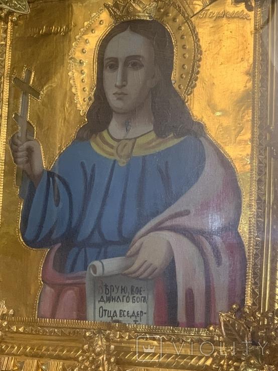 Икона / ікона Св. мучениця Параскева, фото №6