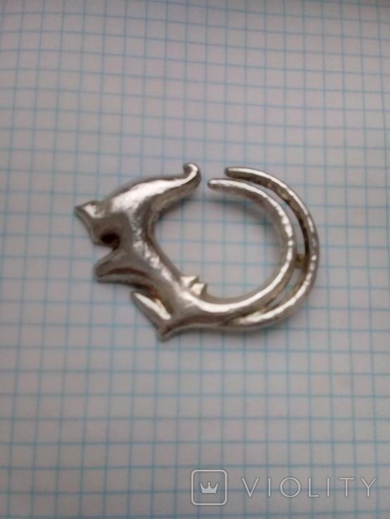 Кулон серебро, фото №5