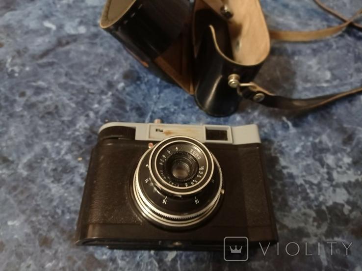 Фотоаппарат СССР, фото №2