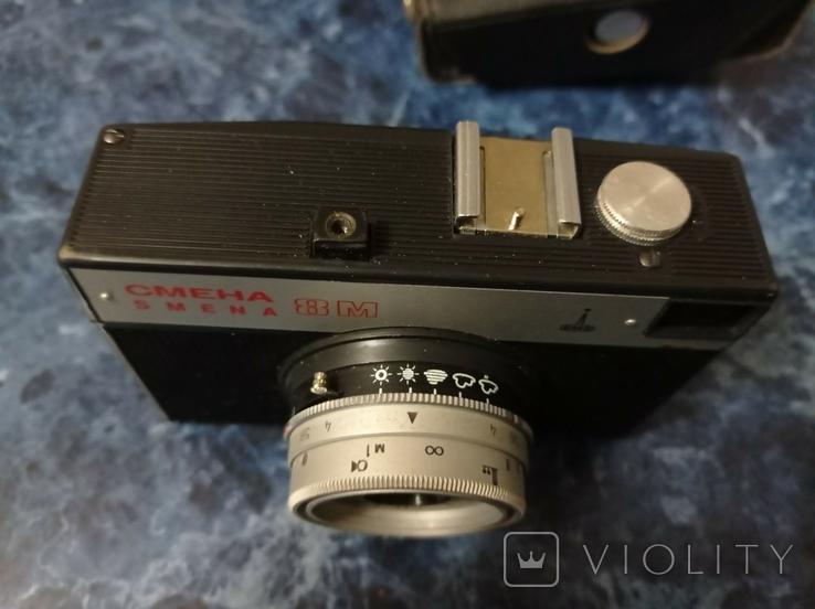 Фотоаппарат смена 8м, фото №3