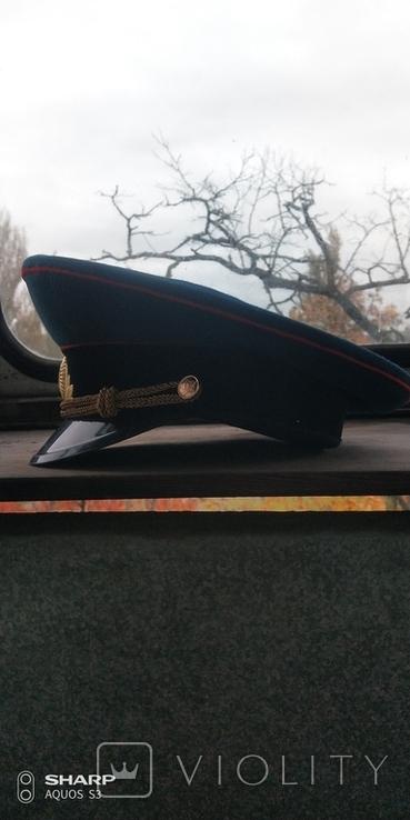 Фуражка офицерская парадная., фото №4
