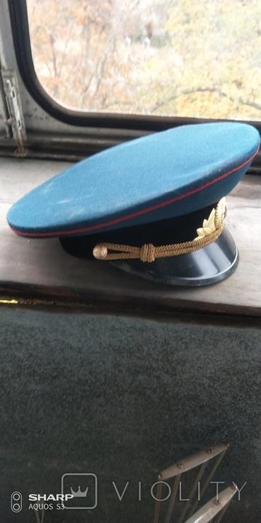 Фуражка офицерская парадная., фото №5