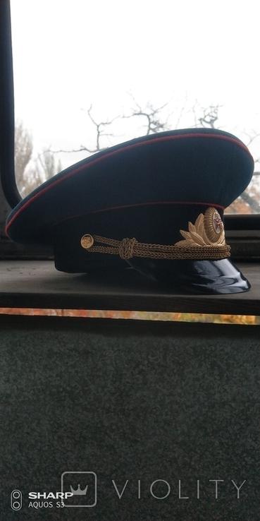Фуражка офицерская парадная., фото №3