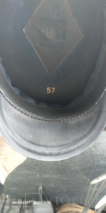 Фуражка офицерская парадная., фото №8