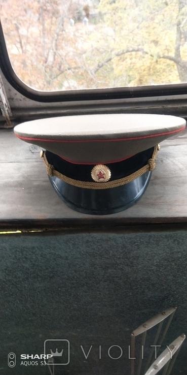 Фуражка офицерская, фото №2