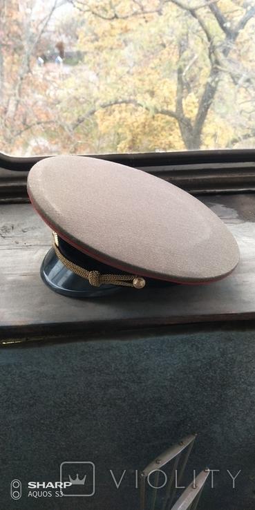 Фуражка офицерская, фото №3