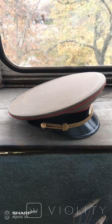 Фуражка офицерская, фото №4